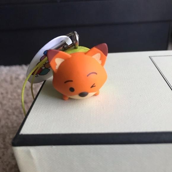 🚛 Zootopia Nick - Tsum Tsum Figure Keychain